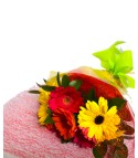 Bouquet Gérberas